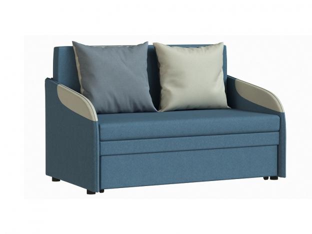 Диван-кровать Громит 120 арт. ТД-279 голубой