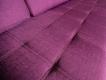 Диван угловой Суфле без столика Алма 34 Виолет