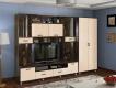 Гостиная Аллегро-4 со шкафом венге-дуб белфорт