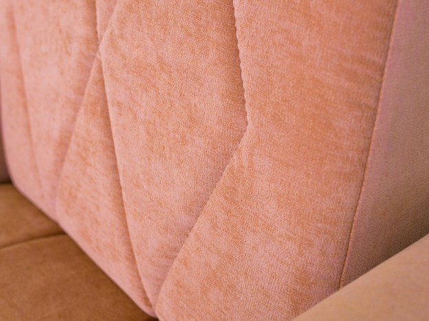 Кресло для отдыха Роуз арт. ТК-118 лососевый