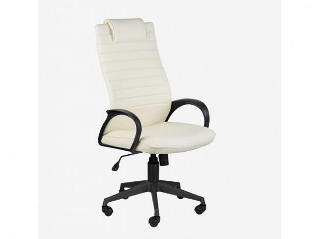 Кресло для руководителя Квест Ультра бежевый