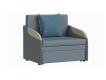 Кресло-кровать Громит 85 арт. ТД-278 темно-серый