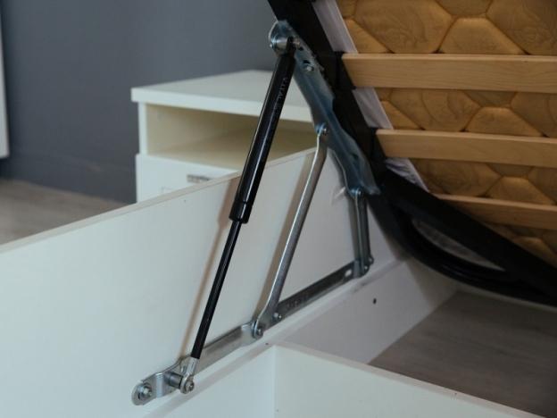 Кровать 1,2 с подъемным механизмом Тиффани М27