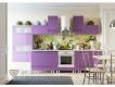 Кухня Волна Фиолетовый