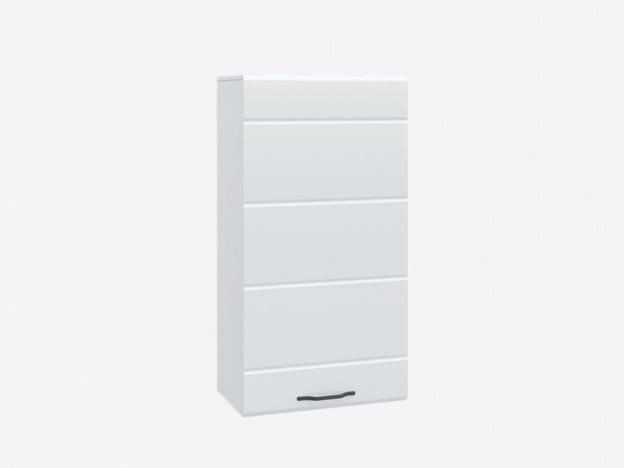 Пенал Асти АШП 600.1 Белый-Белый глянец