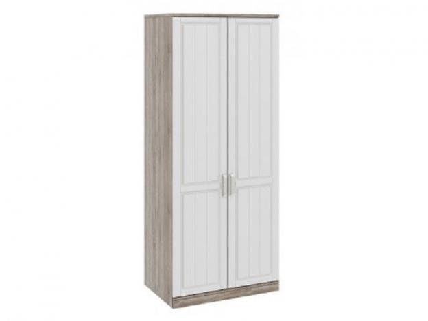 Шкаф для одежды с 2 глухими дверями Прованс