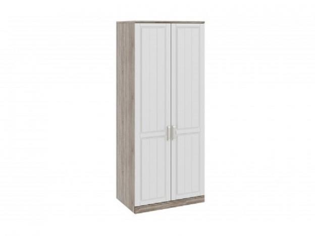 Шкаф для одежды с 2 глухими дверями Прованс МДФ