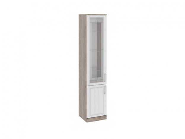 Шкаф для посуды Прованс МДФ ШхВхГ 450х2178х440 мм