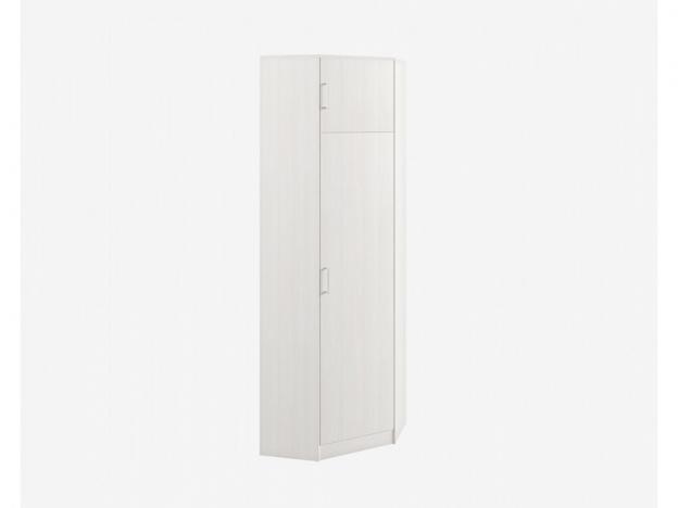 Шкаф угловой Ронда ПРШУ632.2 ясень светлый Анкор