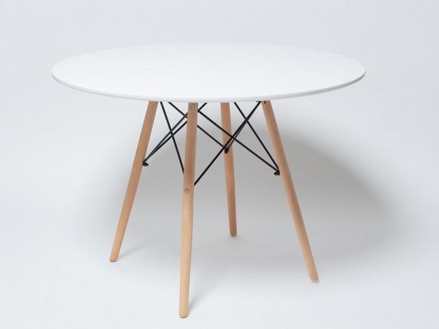 Стол обеденный ST-001 белый