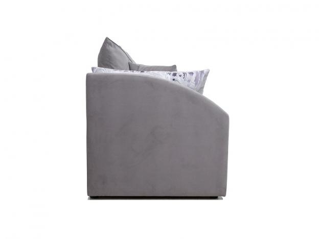 Тахта Лавли арт. ТД-287 серебристый серый