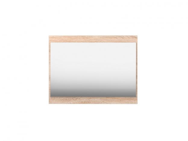 Зеркало навесное Куба ШхВхГ 650х500х20 мм